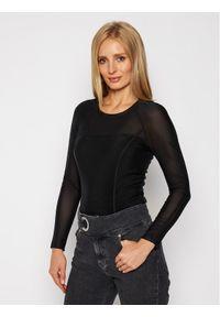 Czarna bluzka Calvin Klein Jeans