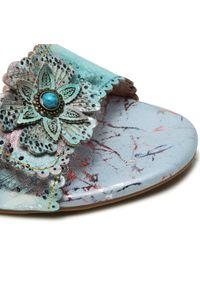 Niebieskie sandały Laura Vita