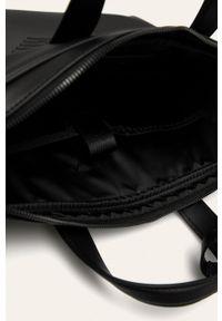Czarna torba Emporio Armani casualowa