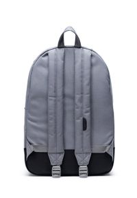Herschel - Plecak. Kolor: szary