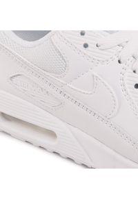 Białe półbuty Nike z cholewką, casualowe #7