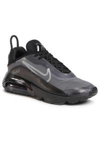 Czarne półbuty Nike z cholewką, klasyczne