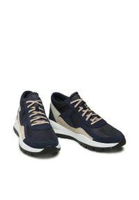 Timberland - Sneakersy TIMBERLAND - Boroughs Proj F/L SuperOx TB0A22CZ0191 Navy Suede. Kolor: niebieski. Materiał: skóra, materiał, zamsz