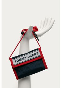 Niebieski portfel Tommy Jeans