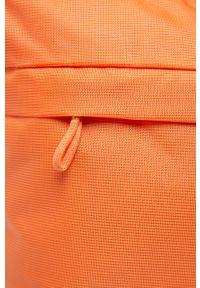 Pomarańczowa shopperka Nike Sportswear duża, na ramię