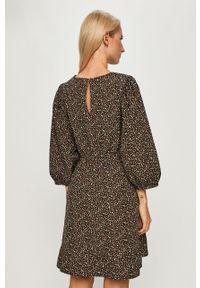 Wielokolorowa sukienka Levi's® mini, na spotkanie biznesowe