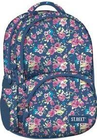 St. Majewski Plecak szkolny Street Flowers2 BP-07 (5903235609053). Styl: street