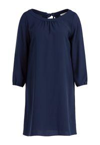 iBlues Sukienka koktajlowa 72262796 Regular Fit. Kolor: niebieski. Styl: wizytowy #5