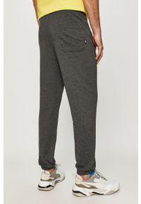 Szare spodnie dresowe Vans melanż