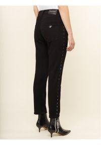 Emporio Armani Jeansy Slim Fit 6G2J36 2DTAZ 0005 Czarny Slim Fit. Kolor: czarny. Materiał: jeans