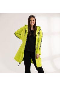 Bluza Moda Size Plus Iwanek elegancka, z aplikacjami, na wiosnę