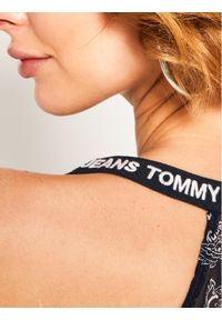 Niebieski top Tommy Jeans