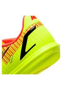Buty piłkarskie halowe dla dzieci Nike Jr Mercurial Vapor 14 Academy IC CV0815. Materiał: guma, skóra, materiał, syntetyk. Szerokość cholewki: normalna. Sport: piłka nożna
