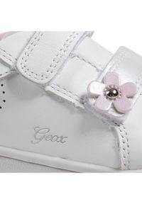 Geox Sneakersy B Djrock G. C B151WC 08554 C1000 S Biały. Kolor: biały
