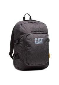 CATerpillar - Plecak CATERPILLAR - Brioso 83874-122 Dark Grey. Kolor: szary. Materiał: materiał