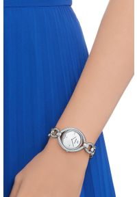 Swarovski - Zegarek STELLA. Materiał: materiał