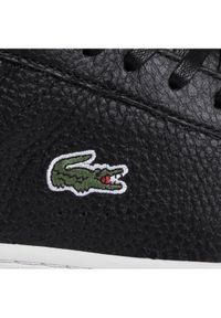Lacoste Sneakersy Carnaby Evo 0120 2 Sma 7-40SMA0015454 Czarny. Kolor: czarny. Model: Lacoste Carnaby Evo