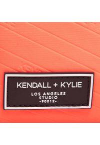 Czarny plecak Kendall + Kylie klasyczny
