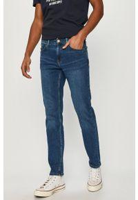 Cross Jeans - Jeansy. Okazja: na co dzień. Kolor: niebieski. Styl: casual
