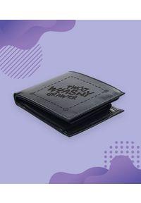 MegaKoszulki - Portfel z własnym nadrukiem. Materiał: tkanina, materiał. Wzór: nadruk