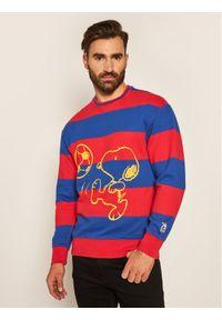 Sweter klasyczny Levi's® w kolorowe wzory