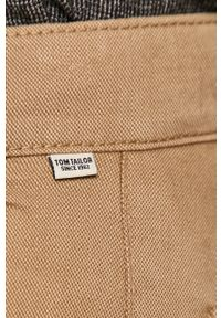 Beżowe spodnie Tom Tailor