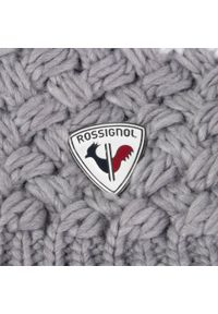Szara czapka zimowa Rossignol