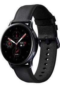 SAMSUNG - Smartwatch Samsung Galaxy Watch Active 2 Czarny (SM-R830NSKAXEO). Rodzaj zegarka: smartwatch. Kolor: czarny