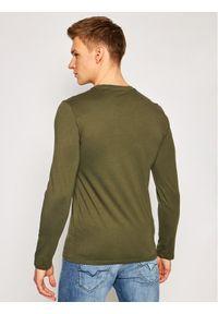 Guess Longsleeve M1RI31 I3Z11 Zielony Slim Fit. Kolor: zielony. Długość rękawa: długi rękaw