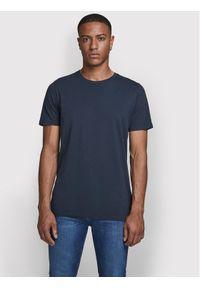 Niebieski t-shirt Jack & Jones