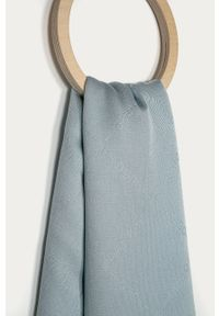 Niebieski szalik Hugo