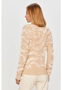 Sweter Silvian Heach z długim rękawem, casualowy, długi