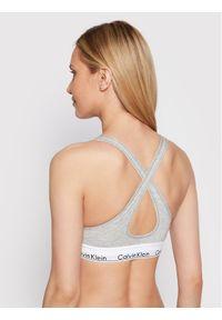Calvin Klein Underwear Biustonosz top 000QF1654E Szary. Kolor: szary