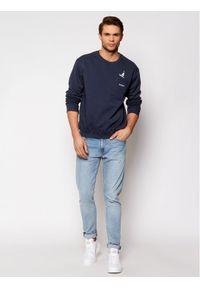 Niebieska bluza Drivemebikini