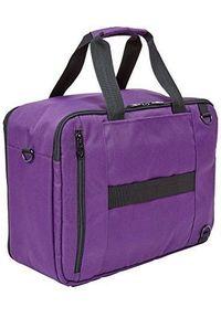 Fioletowa torba na laptopa Falcon Media
