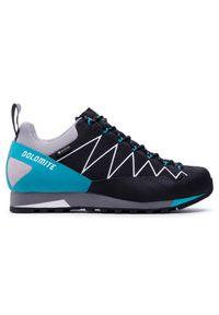 Czarne buty trekkingowe Dolomite