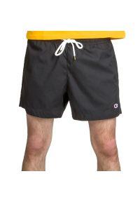Czarne spodenki sportowe Champion ClimaCool (Adidas)