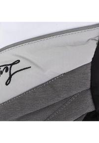 Białe rękawiczki sportowe Level narciarskie