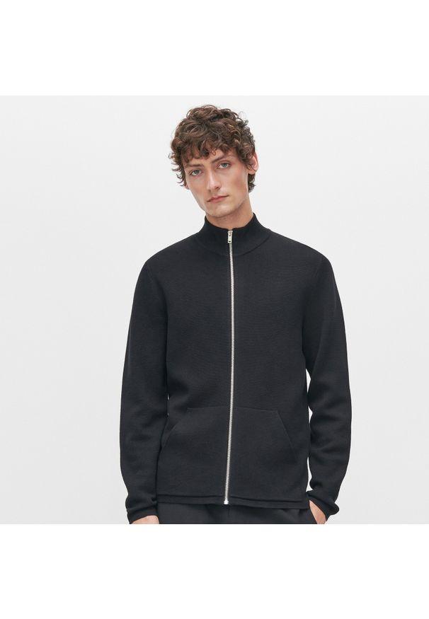 Sweter Reserved ze stójką