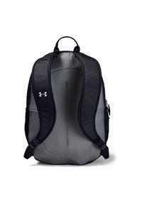Plecak sportowy Under Armour Scrimmage 2 25L 1342652. Kolor: czarny. Materiał: materiał, poliester. Styl: sportowy