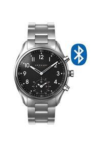 Kronaby Połączony wodoodporny zegarek Apex A1000-1426. Styl: retro