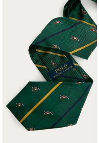 Wielokolorowy krawat Polo Ralph Lauren