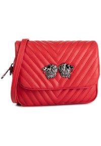 Czerwona nerka Jenny Fairy w kolorowe wzory