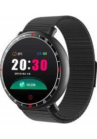 Smartwatch King Watch YS16 Czarny. Rodzaj zegarka: smartwatch. Kolor: czarny