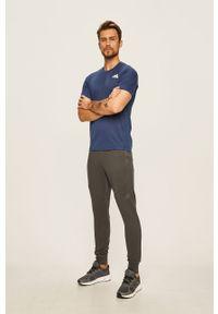 Szare spodnie dresowe adidas Performance #4