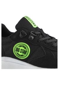 Big-Star - Sneakersy BIG STAR HH374177 Czarny. Kolor: czarny #2