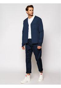 Niebieska kurtka przejściowa Rains #9