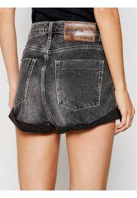 Czarne szorty jeansowe One Teaspoon