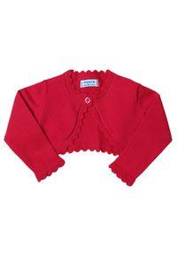 Różowy sweter Mayoral