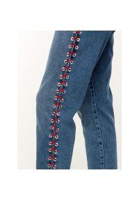 Niebieskie jeansy slim Karl Lagerfeld